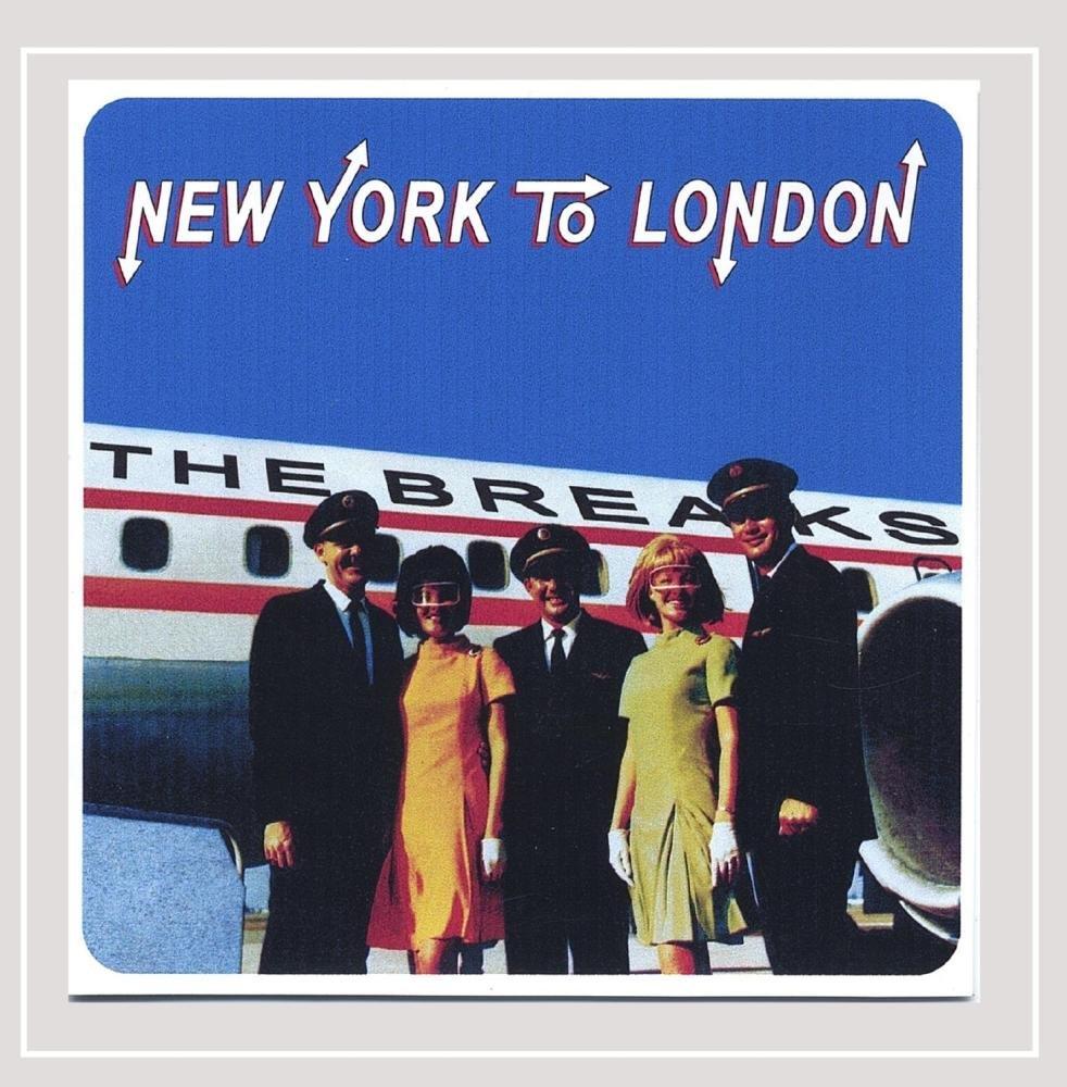 CD : The Breaks - New York To London (CD)