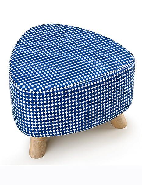 Muebles modernos CAICOLORFUL Taburete pequeño de tres patas ...