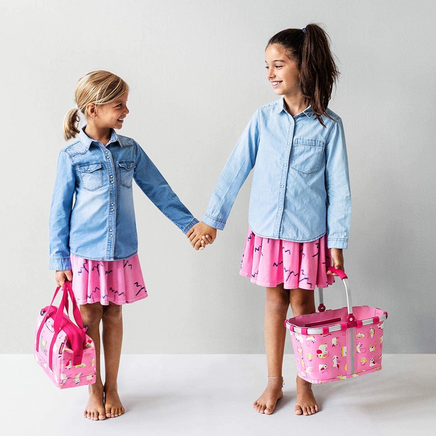 Reisenthel allrounder XS kids abc friends blue Borsone 27 centimeters 5 Blu Abc Friends Blue