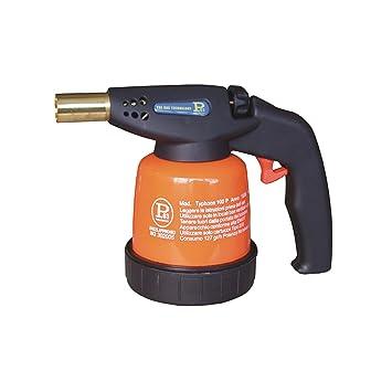 Soldador a Gas de riscaldo funciona con cartucho estándar.: Amazon.es: Bricolaje y herramientas