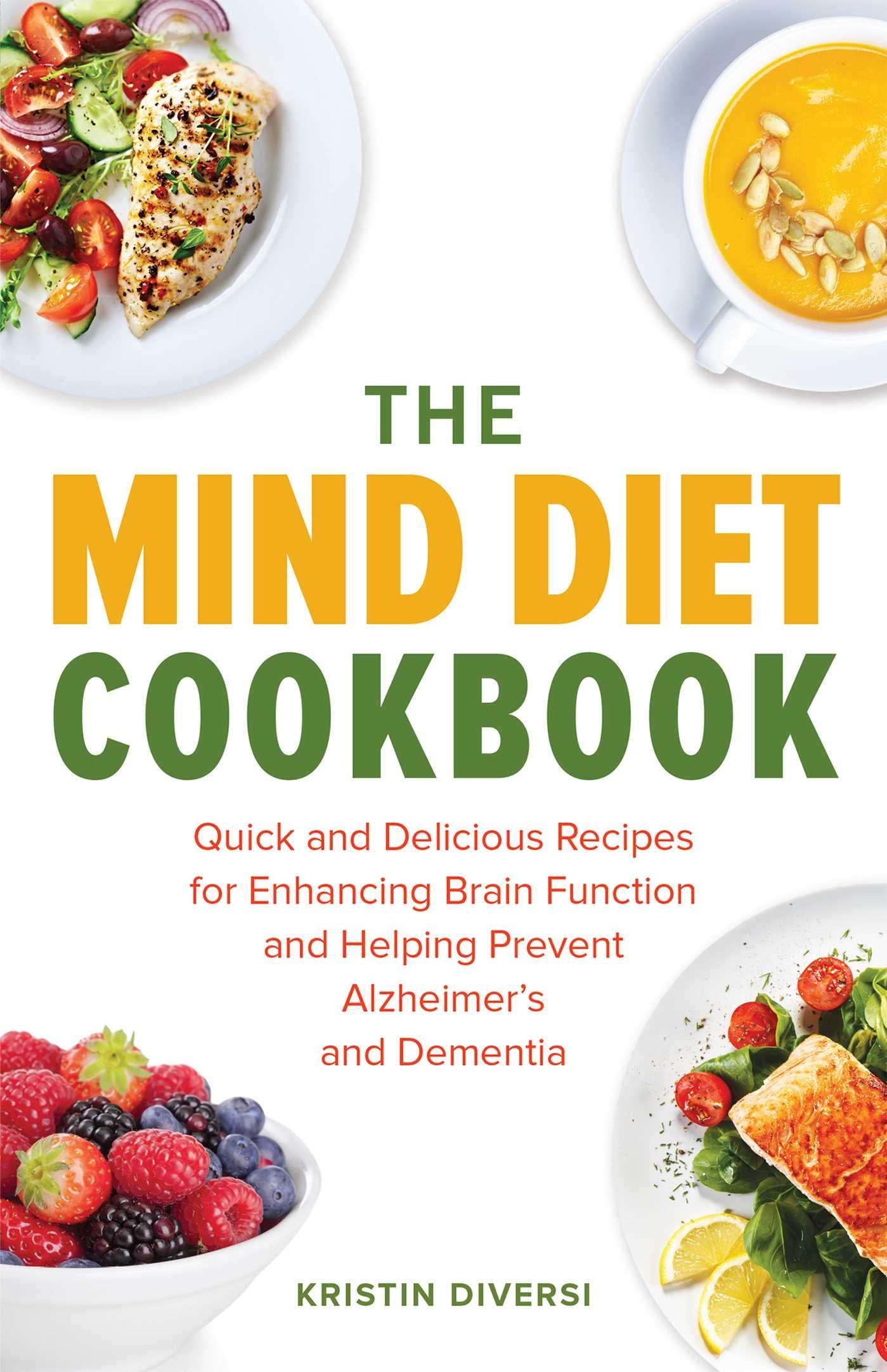 recipes to use in mind diet