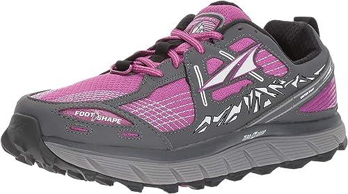 Altra Mujer Lone Peak 3.5 Zapatillas Running - Morado, 6 UK ...