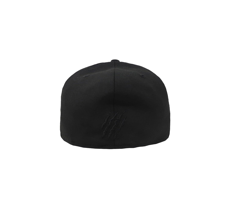 New Era 59Fifty Hat Tigres De Monterrey Soccer Club MX League Black Fitted Cap at Amazon Mens Clothing store: