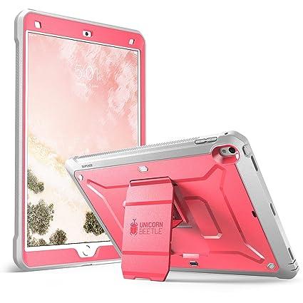 """Für Apple iPad Pro 10,5/"""" Schutzhülle Tablet Tasche 360° Case Soft Hülle Rot"""