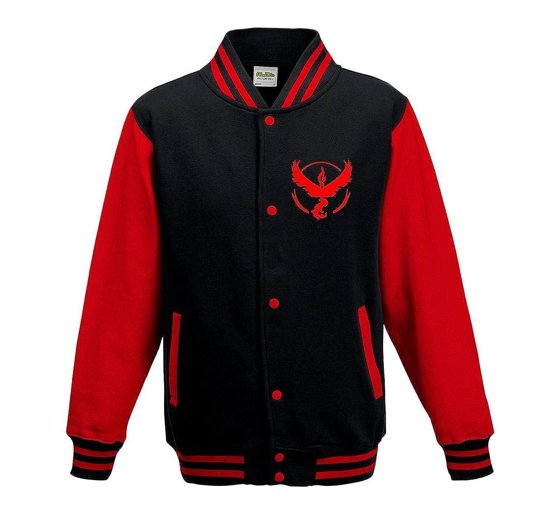 Bullshirt Kids Team Valor Varsity Jacket