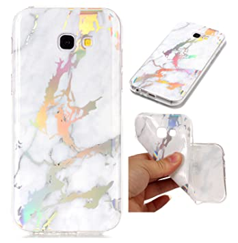 reputable site 515db fd17a A5 2017 Case, Samsung A5 2017 Marble Case - Cozy Hut Soft Back Cover for  Samsung Galaxy A5 2017 Silicone Case Printed Marble Stone Pattern Design  TPU ...