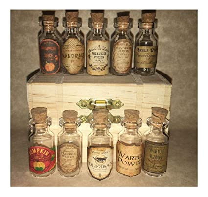 photo regarding Harry Potter Apothecary Labels Free Printable referred to as LABELS Just Halloween Minor Apothecary Potion Bottles Harry Potter Social gathering Prop