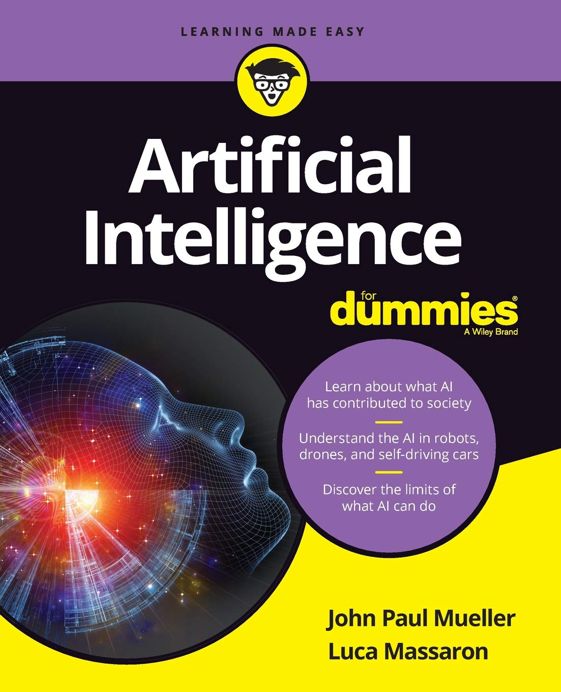 Artificial Intelligence For Dummies  For Dummies  Computer Tech