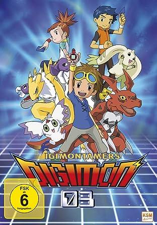 Digimon Tamers - Vol. 1 [Alemania] [DVD]: Amazon.es: Cine y Series TV