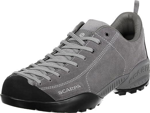 Scarpa Schuhe Mojito Leather Größe 41,5 midgray