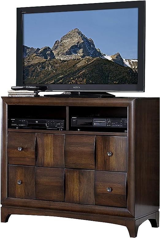 Pomier Craft - Mueble para televisor (Madera de Nogal), Color marrón: Amazon.es: Juguetes y juegos