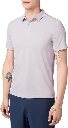 Lululemon Mens Evolution Polo Short Sleeve Shirt