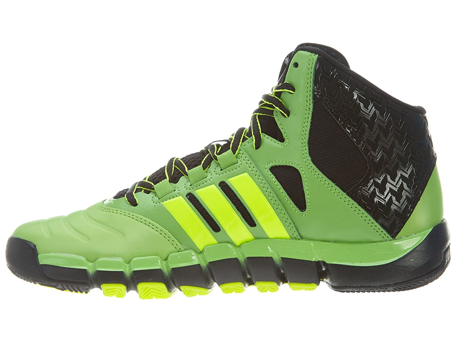 brand new 1a548 4dabf Amazon.com  Adidas Adipure Crazy Ghost Mens Style G98892-RAYGRN Size 10   Fashion Sneakers