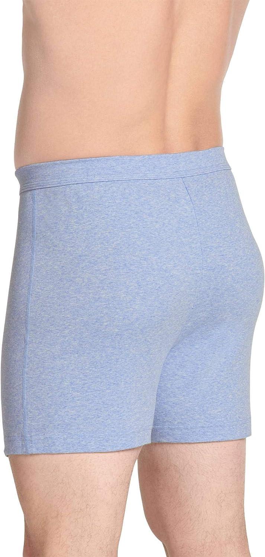 Jockey Mens Underwear Seamless Waistband Knit Boxer
