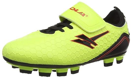Gola Jungen Apex Blade Velcro Fußballschuhe