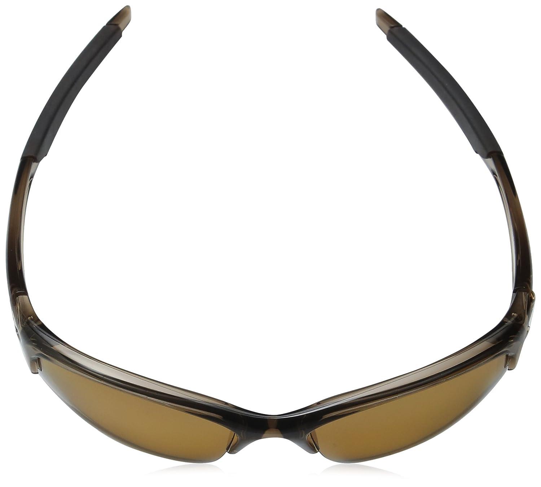 f4f5125e67b Amazon.com  Oakley Bottle Rocket Men s Polarized Active Sports Sunglasses  Eyewear - Brown Smoke Bronze One Size Fits All  Clothing