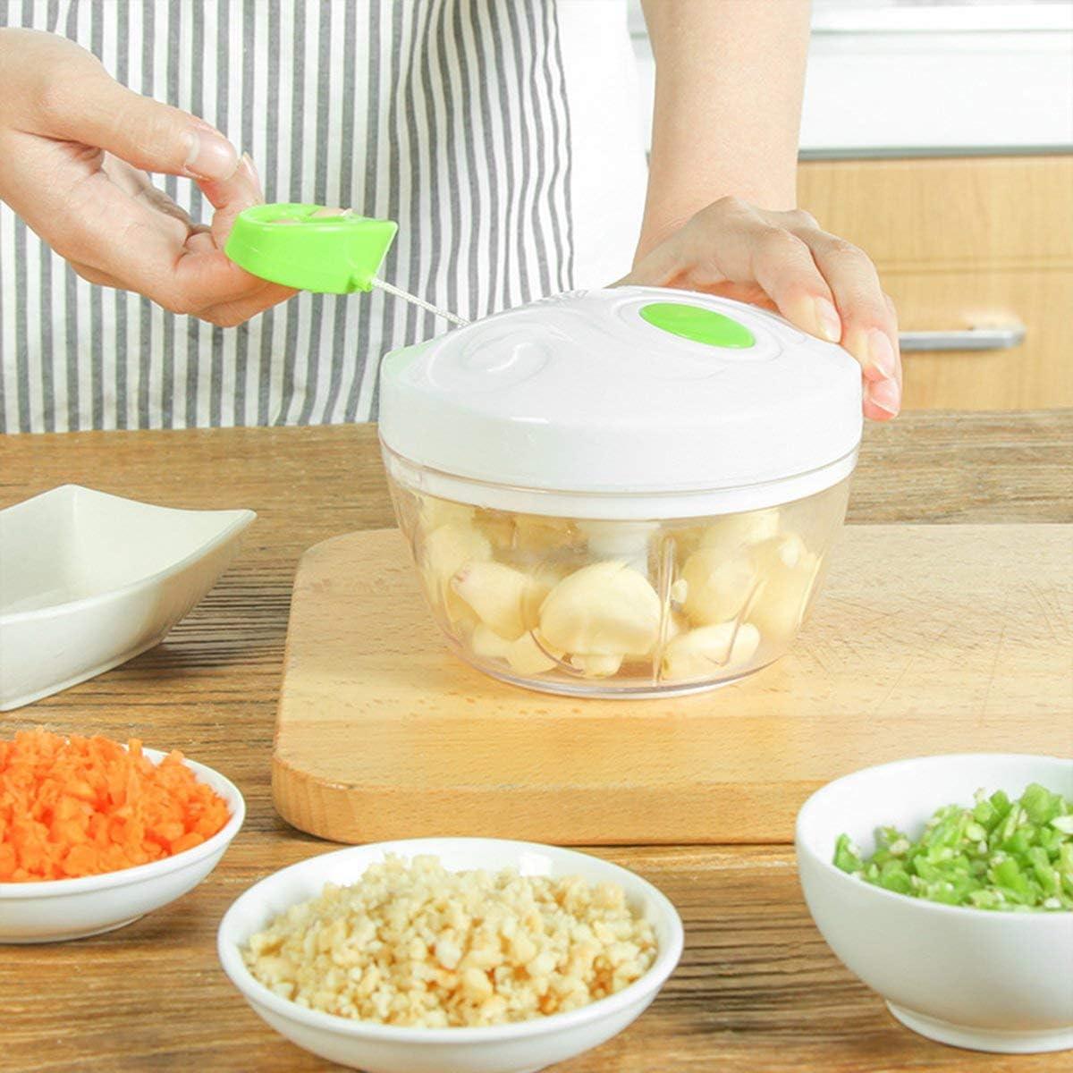 Greatangle Trancheuse /à Viande Manuelle Machine Cuisine Outils de Cuisine Robot culinaire Manuel M/élangeur doeufs Fruits L/égumes /Écrou Hachoir /à Viande