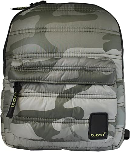 Bubba Bags Canadian Design Backpack Classic Mini Limited Edition Green Camo