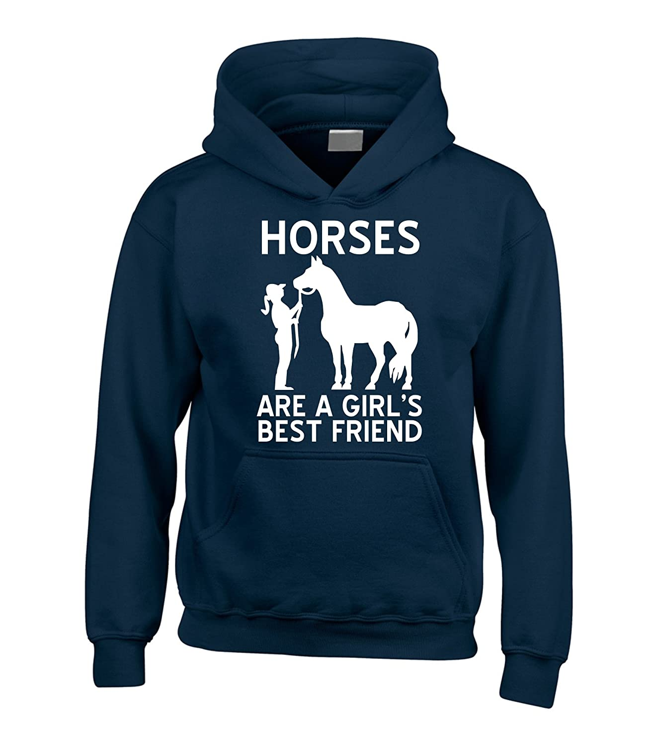 Edward Sinclair Women's (30) Hoodie Horses Are A Best Friend