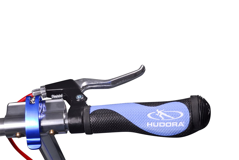 Amazon.com: HUDORA Big Wheel Air GS 205 Dual Brake, silber ...