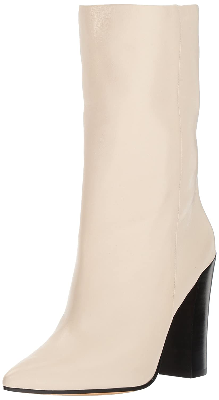 Dolce Vita Women's Ethan Fashion Boot B06ZZ5N5VN 6 B(M) US|Ivory Leather