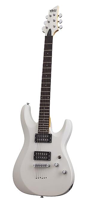 Schecter C-6 Deluxe · Guitarra eléctrica