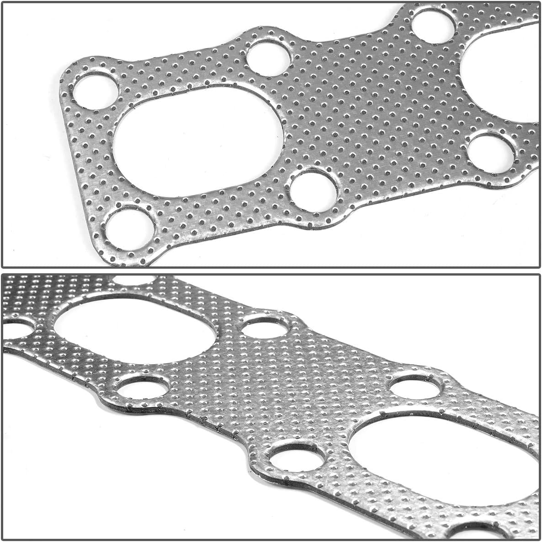 DNA Motoring GKTSET-NT04-56L-LT Aluminum Exhaust Manifold Header Gasket Set Replacement