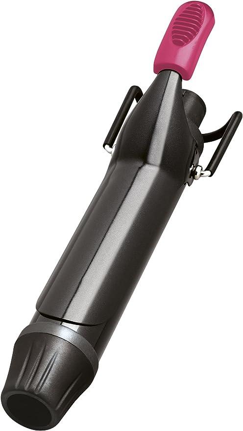 Rowenta Multistyler CF4132 - Rizador cabello 14 en 1, tenacilla rizadora de 16 mm y de 32 mm, plancha para alisar y ondular, espiral desmontable, cepillo desmontable, 4 pinzas, 2 horquillas y