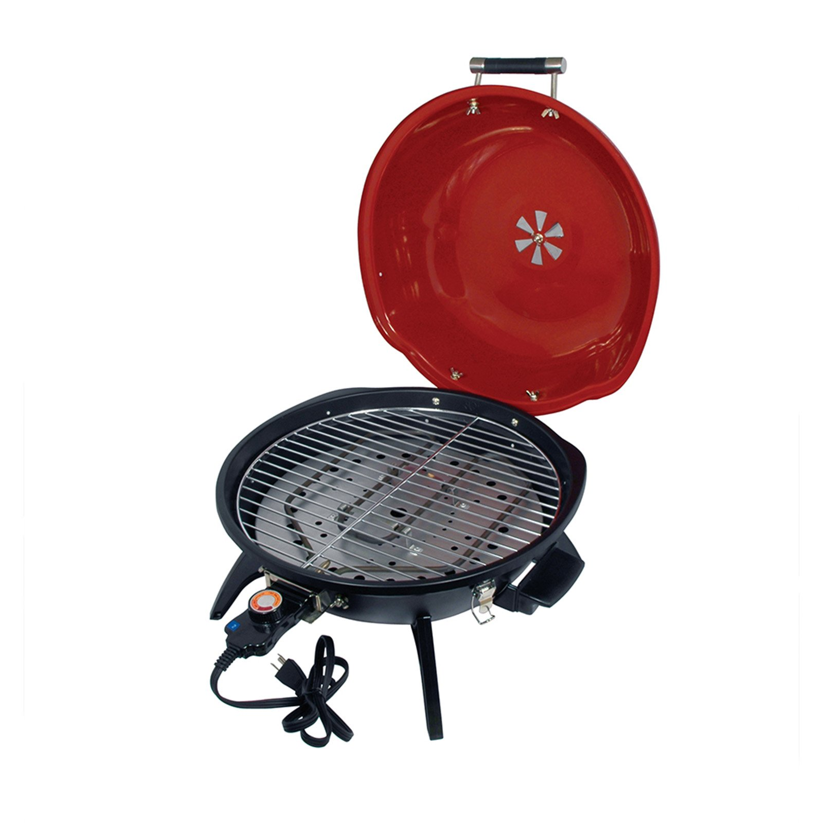 Better Chef Portable Electric Tabletop Outdoor Barbeque Grill Griddle by Better Chef (Image #1)