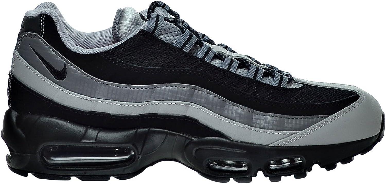 nike air max 95 black grey