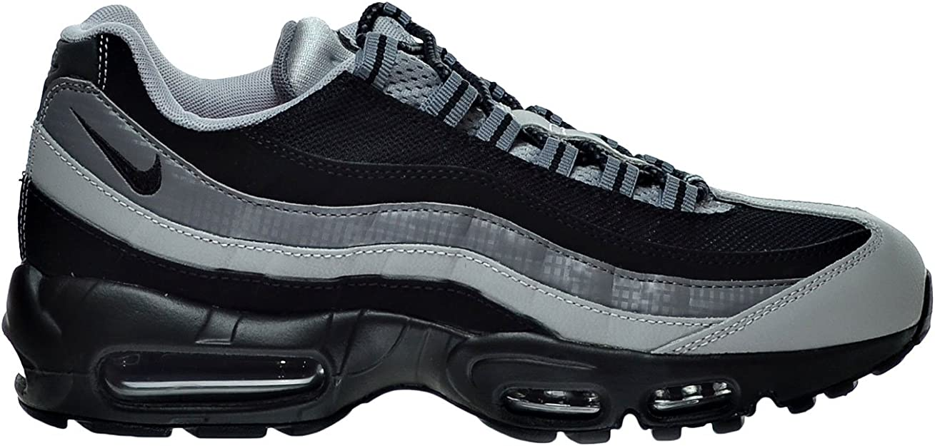 Nike Air Max 95 Essential Men's Shoes Black/Wolf Grey/Cool Grey 749766-005