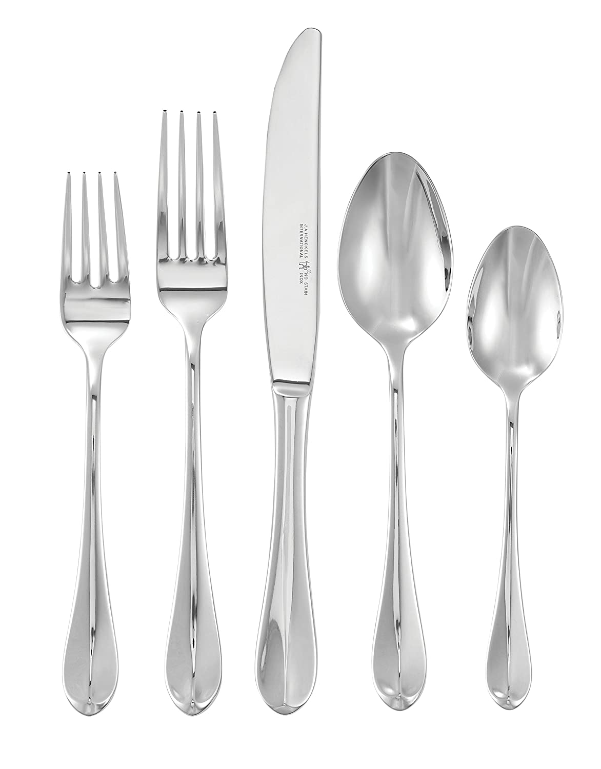 J.A. Henckels International 45 Piece Flatware Set- Allegro ZWILLING J.A. Henckels
