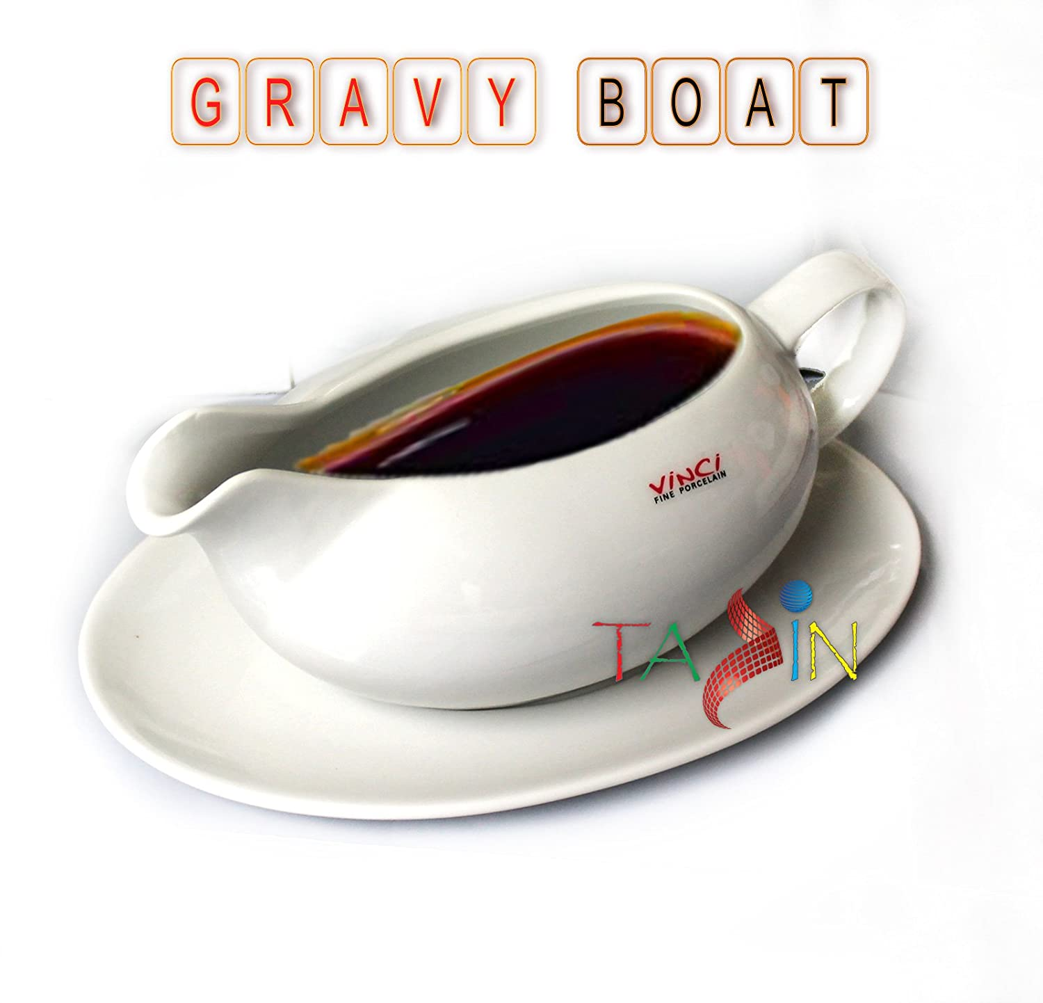 Turkey Shaped Gravy Boat Features