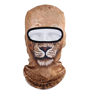 3D Animal Outdoor Cycling Motorcycle Masks Hood Hat Ski Balaclava Face Mask