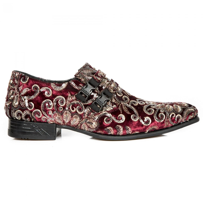 New Rock Boots M.NW2288 S22 Urban Rock Herren Sneeker Rot