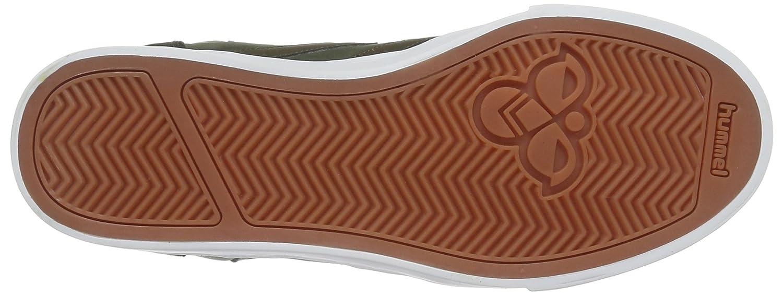 Hummel High-Top Unisex-Erwachsene Stadil Winter Sneaker High-Top Hummel Grün (Rosin) 4b2c8c