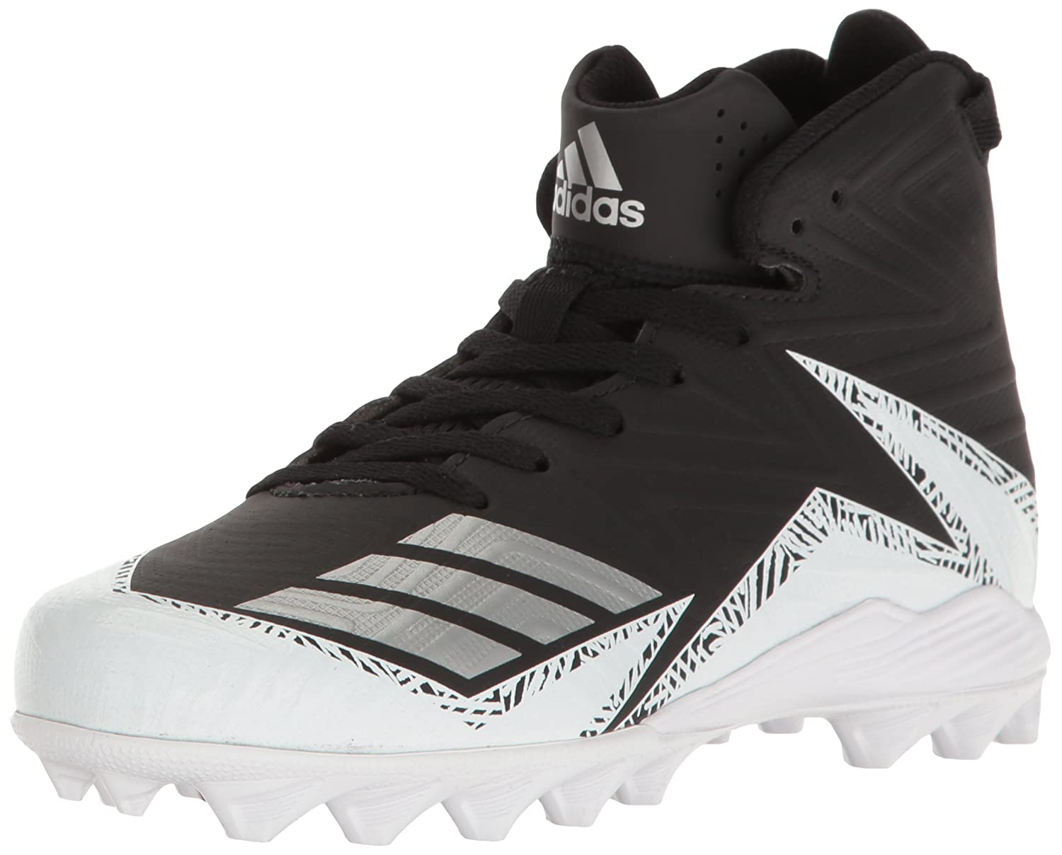 adidas Men's Freak X Carbon Mid Football Shoe BY3881