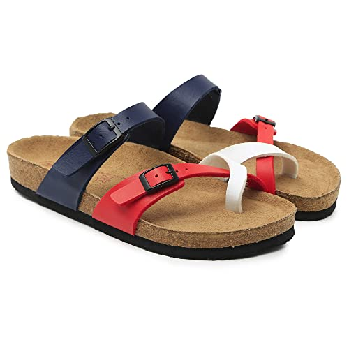 ff48e8e439a Cygna by Ruosh Women s Slippers  Buy Online at Low Prices in India -  Amazon.in