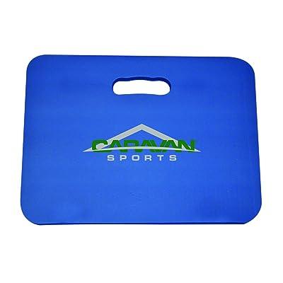 Caravan Sports 80009900021 Seat Stadium Cushion, Blue : Garden & Outdoor