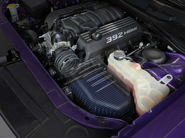 Dodge Challenger aFe Power 55-10001R Super Stock Induction System for 15