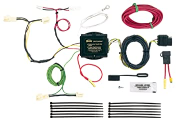 amazon com hopkins 41905 plug in simple vehicle to trailer wiringimage unavailable image not available for color hopkins 41905 plug in simple vehicle to trailer wiring kit