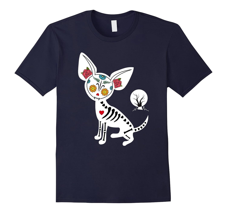 Mr. Bones Dia De Los Muertos (Day of the Dead) T-Shirt-T-Shirt