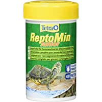 Tetra Tetra reptomin Junior, Forro Sticks especialmente para heranwachsende Agua Tortuga, 30 gr/100 ml