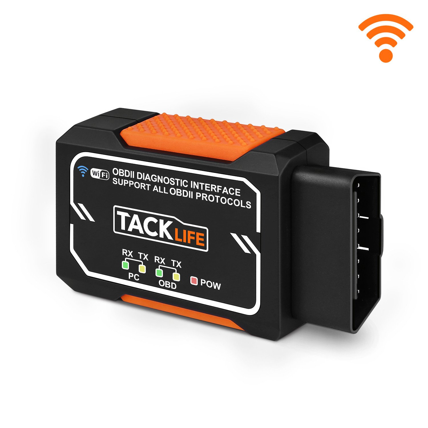Car WIFI OBD2, Tacklife Wireless OBD2 Diagnostic real-time scanning
