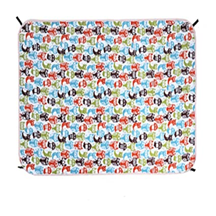Amazon.com: YIWMHE Outdoor Picnic Blanket Waterproof Camping ...