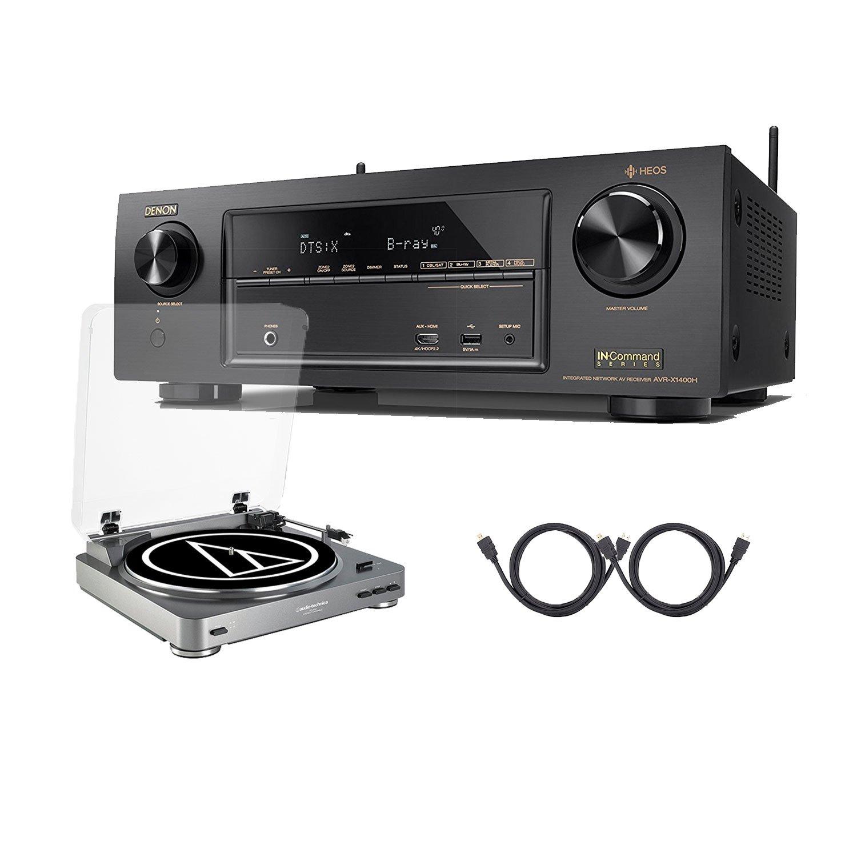 Amazon.com: Denon avr-x1400h 7,2 ch Audio y vídeo in-command ...