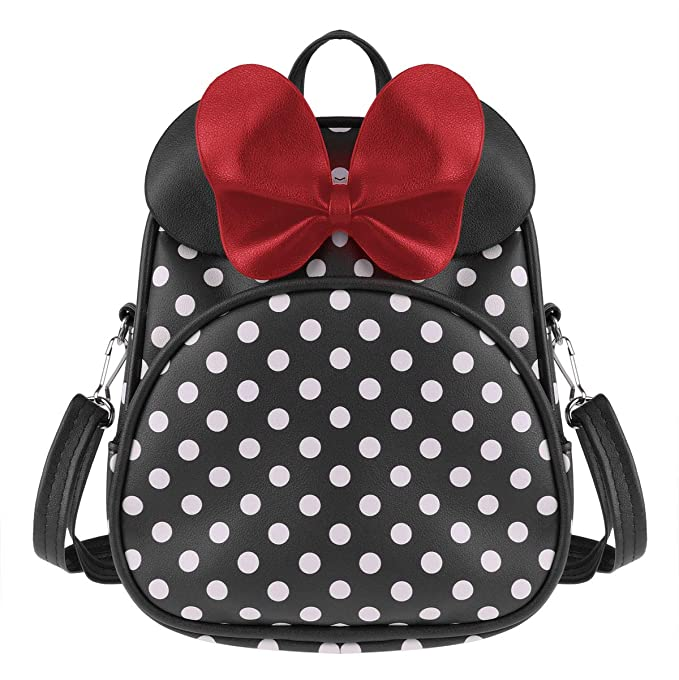 Amazon.com | TiaoBug Childrens Backpack Girls Cute Bow Tie ...
