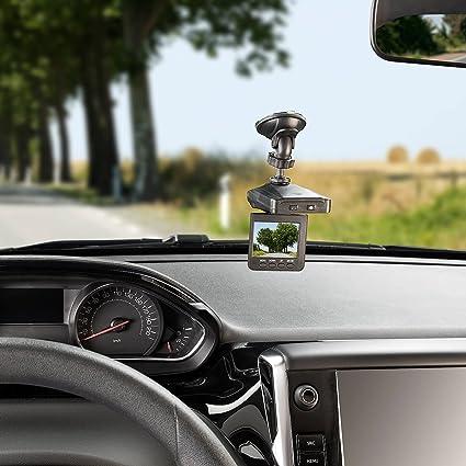 Navgear Dashcam Auto Dvr Kamera Mdv 2250 Ir Mit Lcd Display Bewegungserkennung Action Cam Navigation