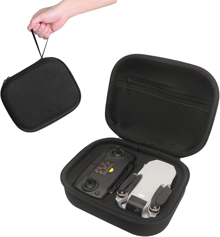 Owoda Mavic Mini 2 Borsa Tutto in uno per Drone Corpo e Telecomando per Custodia Aggiornamento da Viaggio Custodia Protettiva Portatile Anti-Graffio 2 in 1 Bag per DJI Mavic Mini 2 RC Accessori