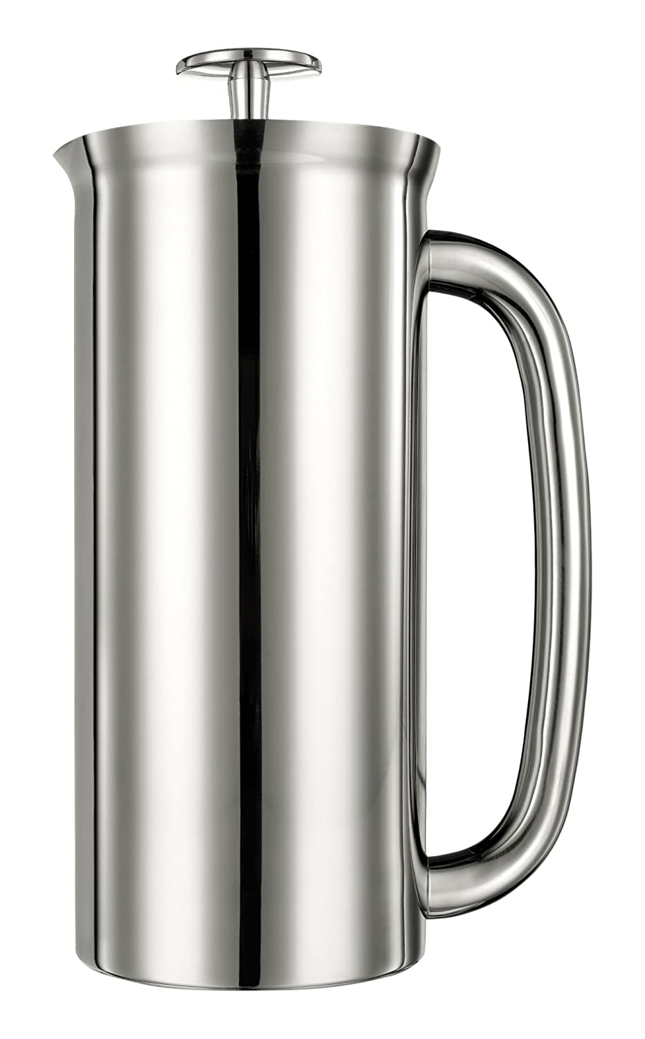 ESPRO French Press P7, Brushed Stainless Steel, Edelstahl, 550 ml 1118C2